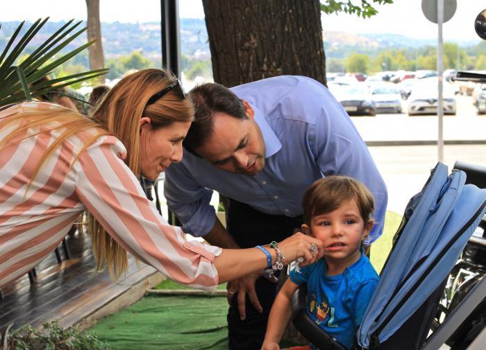 """Núñez: """"Me presento a este Congreso para liderar el proyecto de los 919 pueblos de Castilla-La Mancha"""""""
