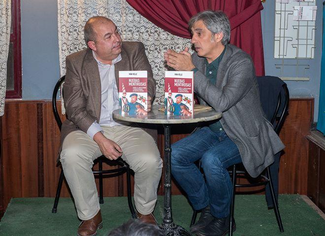 Iván Vélez presenta su último libro en Cuenca