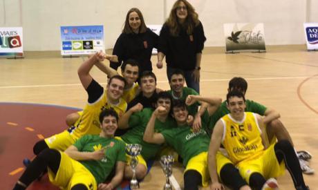 Triunfo del Globalcaja Cuenca Júnior de Baloncesto