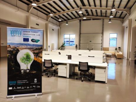 Soluciones innovadoras a los retos urbanos, así es el Urban Forest Innovation Lab