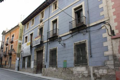 Restricciones de tráfico en la calle Alfonso VIII este jueves entre las 15 y las 17 horas