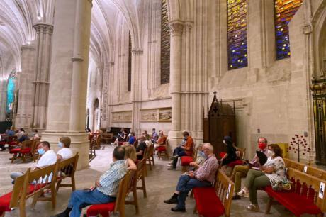 La música de órgano sigue sonando en la Catedral de Cuenca con el apoyo de la Fundación Globalcaja