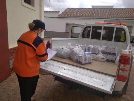 Mota del Cuervo pone en marcha un banco de aprovisionamientos para proteger a la población más vulnerable