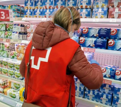 Cruz Roja y Alcampo educan en salud a los más pequeños