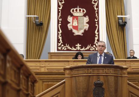 """Aroca acusa a Page de """"inacción y falta de reacción"""" ante el paso de la gota fría por numerosos municipios de Castilla-La Mancha"""