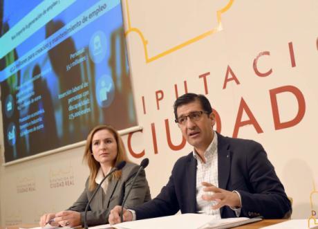 La Diputación de Ciudad Real contara con un presupuesto de 107 millones de euros para 2018