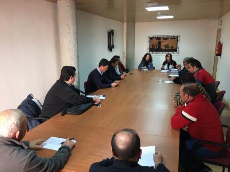 ACESANC conoce en una reunión los últimos avances del POM de San Clemente