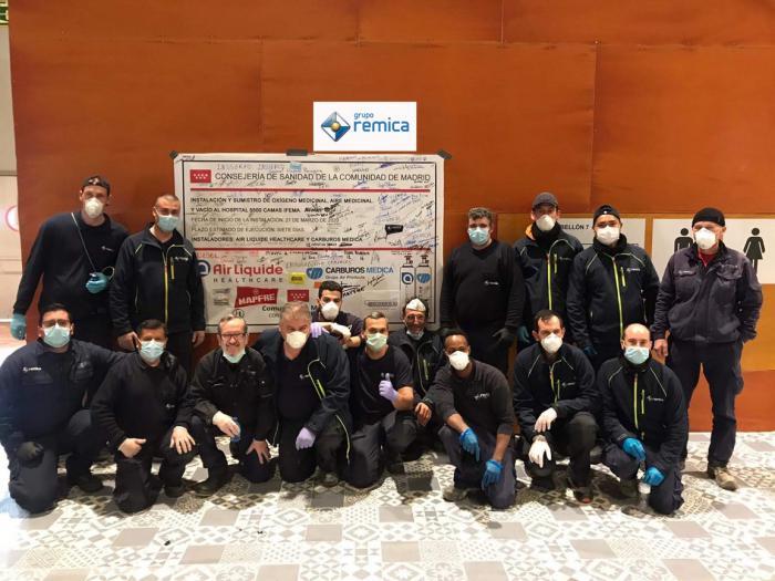ACOIN y CNI destacan la solidaridad de las empresas instaladoras durante la crisis sanitaria