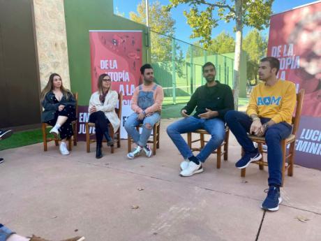 JJSS de Cuenca organiza un Congreso Extraordinario Provincial en Mota del Cuervo donde acuden cerca de 40 jóvenes