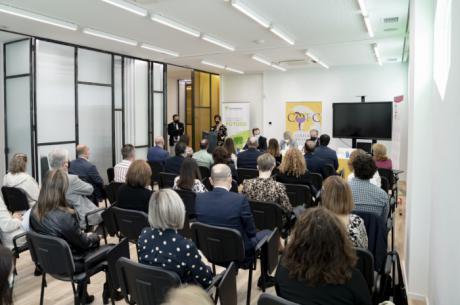 El Colegio Ofcial de Farmacéutcos inaugura su nueva sede