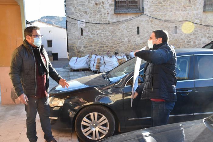 Albalate de las Nogueras y Buendía serán las imágenes de los calendarios de la Diputación de Cuenca en este 2021