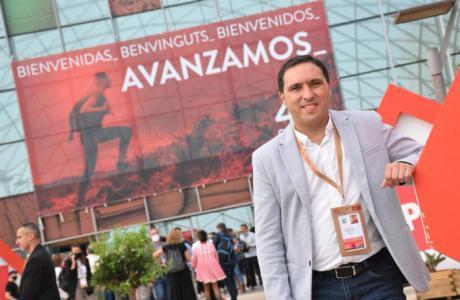 """Martínez Chana llevará """"la voz del medio rural"""" al máximo órgano de presentación del PSOE a nivel nacional"""