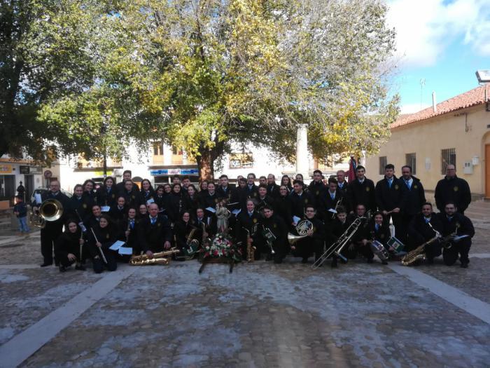 Cerca de 800 personas han participado en las segundas Jornadas Musicales Villa de Iniesta