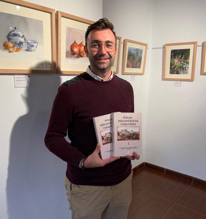 Ayuntamiento de Tarancón y Diputación colaboran en la publicación del libro ´Perlas bibliográficas conquenses´