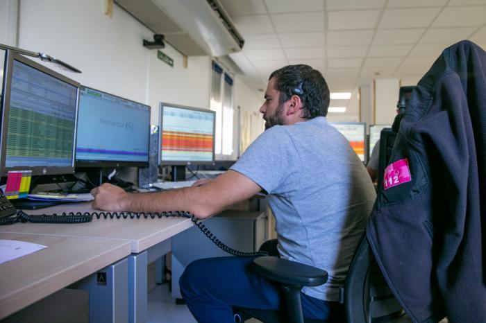 Servicio de Atención y Coordinación de Urgencias y Emergencias 1-1-2