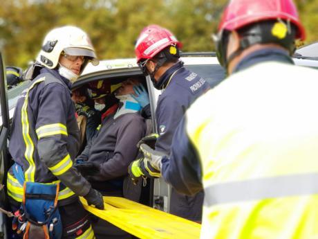 Cuenca acogerá el primer curso de España sobre rescate en accidentes con vehículos pesados y vehículos con sistemas de propulsión