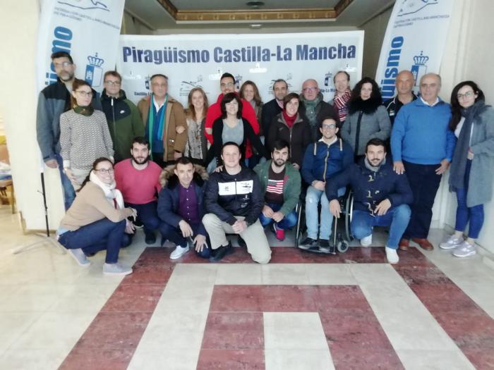 El Club Piragüismo Cuenca con Carácter acude a la Asamblea de la Federación Castellano Manchega de Piragüismo