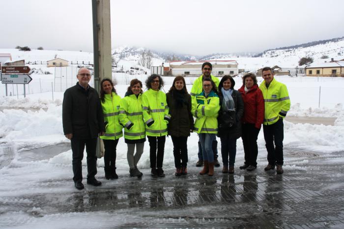 La Gerencia del Área Integrada de Cuenca expresa su apoyo a los profesionales del medio rural en el día de la Atención Primaria