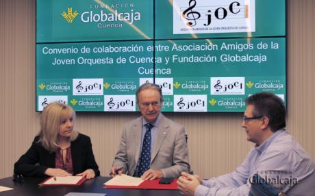 La Fundación Globalcaja Cuenca sigue apostando por la cultura musical en manos de nuestros jóvenes