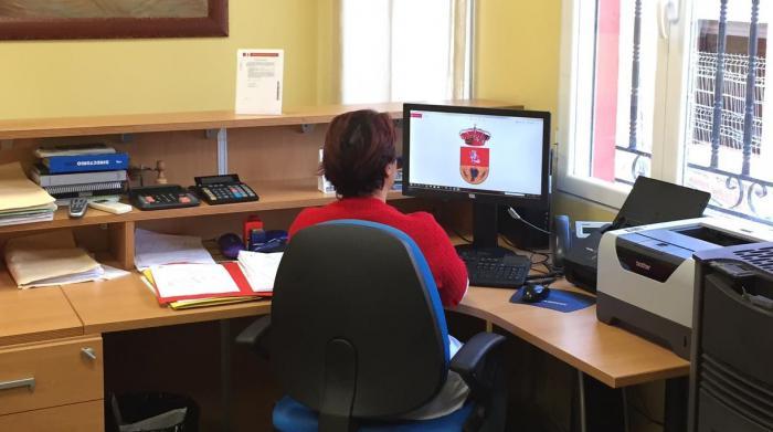 Diputación resuelve la ayuda de 70.000 euros a entidades locales para la contratación de personal administrativo