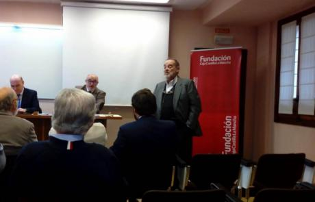 José María García Vera, presidente de Cuenca Abstracta, nombrado académico de la Academia de gastronomía de Castilla la Manch
