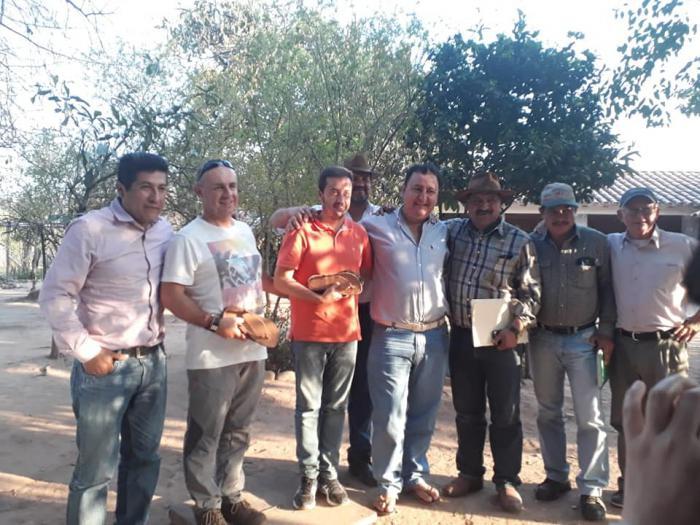 ADIMAN desarrolla dos proyectos humanitarios en Bolivia con el apoyo de la Junta y la Diputación