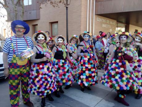 Iniesta aviva el Carnaval incentivando la participación con más premios