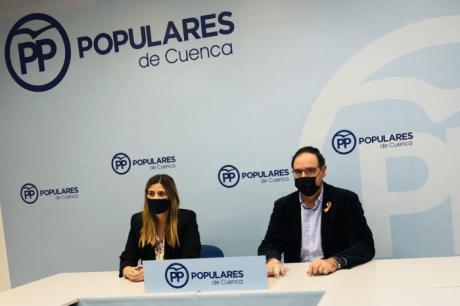 """Prieto: """"Nuestras enmiendas nacen de las necesidades reales de Cuenca, ante el retroceso de servicios e inversiones"""""""
