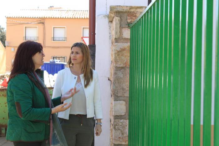 Agudo denuncia la nefasta gestión del Gobierno de Page y Podemos en materia de infraestructuras educativas