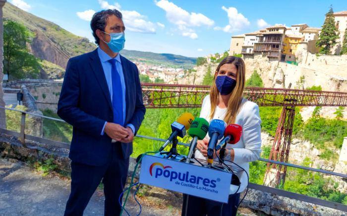 """Agudo: """"Es el mejor momento para reconocer a los profesionales sanitarios de esta tierra todo el esfuerzo que han realizado desde el minuto uno de la pandemia"""""""