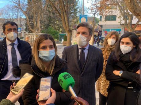 """Agudo califica los presupuestos nacionales y regionales como """"irreales y de la mentira"""" y denuncia que """"discriminan a Castilla-La Mancha y a la provincia de Cuenca"""""""