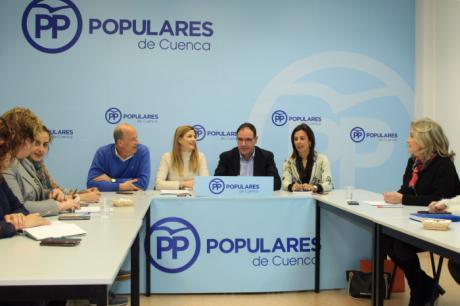 Comité de Dirección del PP de Cuenca