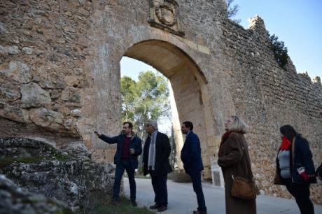 Se invertirán 220.000 euros en el patrimonio artístico y cultural de Alarcón