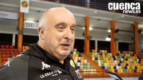 Alberto Suarez, entrenador del Blasgón y CERES Villa de Aranda