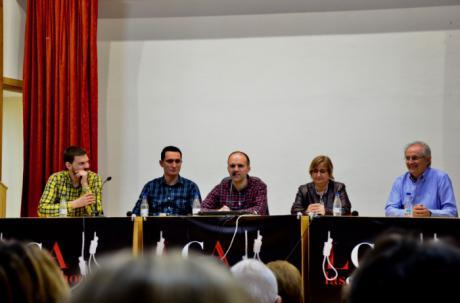 Presencia de autores conquenses en Las Casas Ahorcadas