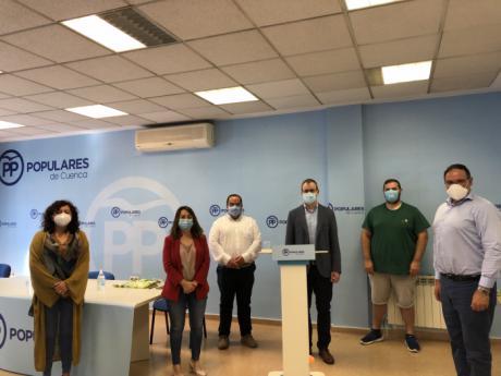 Los alcaldes 'recuerdan' a Page cual ha sido su cometido durante la pandemia y agradecen a la sociedad civil su gran ayuda