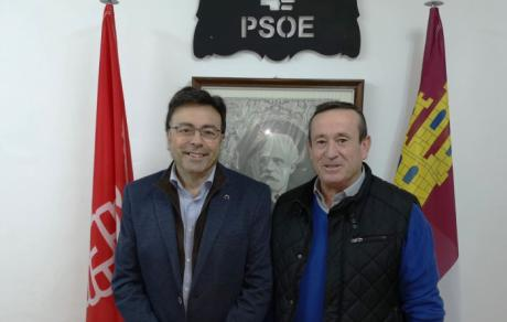 Alfonso Escudero se presentará a la reelección de la alcaldía de Mota del Cuervo
