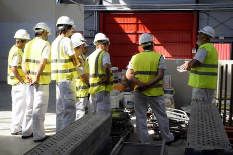 El aumento de la afiliación, los contratos y las empresas confirman la buena marcha del sector en Castilla-La Mancha en el primer semestre del año, según el Observatorio Industrial de la Construcción