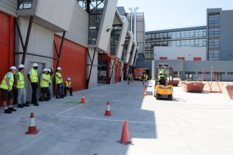 La Fundación Laboral formará en Castilla-La Mancha a 170 trabajadores ocupados del sector de la construcción, a través de nueve cursos subvencionados por el SEPE
