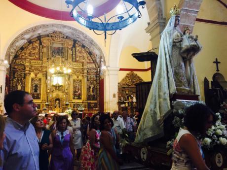 Prieto disfruta de una intensa jornada en La Alvarada de Cañete