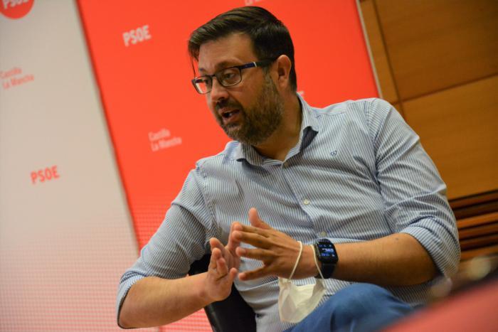 Amador Pastor, secretario de Organización del PSOE de Cuenca