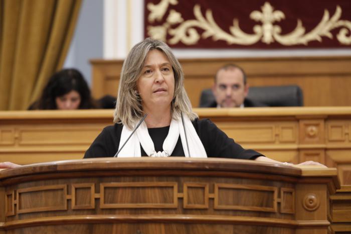 Alejandro Ruiz, presidente del Grupo Parlamentario Cs en las Cortes