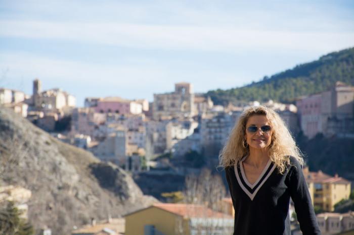 Amparo Merino, decana de la Facultad de Ciencias Sociales del Campus de Cuenca