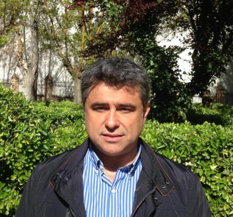 Andrés Monedero, candidato del PP a la Alcaldía de Motilla del Palancar