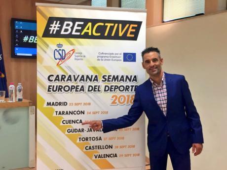 Cuenca acoge mañana la Semana Europea del Deporte con numerosas actividades de 17 disciplinas deportivas