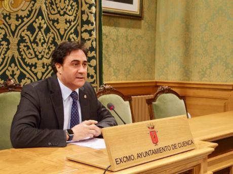 Mariscal afirma dejar un Ayuntamiento mejor financiado, con nuevos proyectos, servicios e importantes obras en marcha