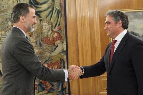 Mariscal felicita al Rey Felipe VI en su 50 cumpleaños