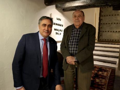 Ángel Mariscal preside la Fundación Gustavo Torner