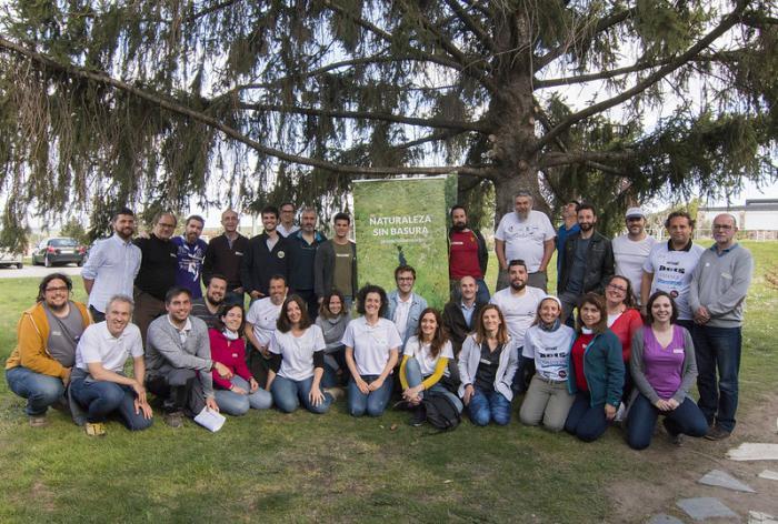 El Proyecto LIBERA apadrina seis iniciativas locales en Castilla-La Mancha que luchan contra la basuraleza