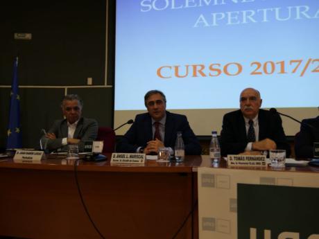 Mariscal agradece a la UNED su contribución para hacer de Cuenca una ciudad universitaria, abierta y europea